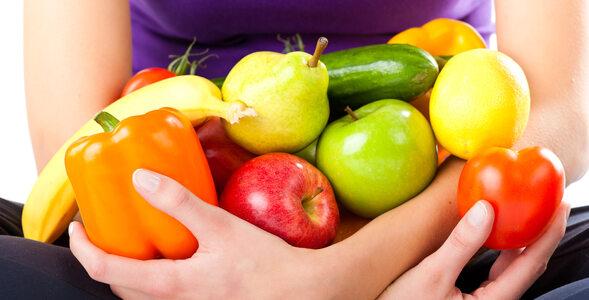 Quiz o owocach i warzywach