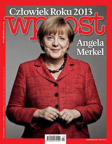 Okładka tygodnika Wprost nr 2/2014 (1610)