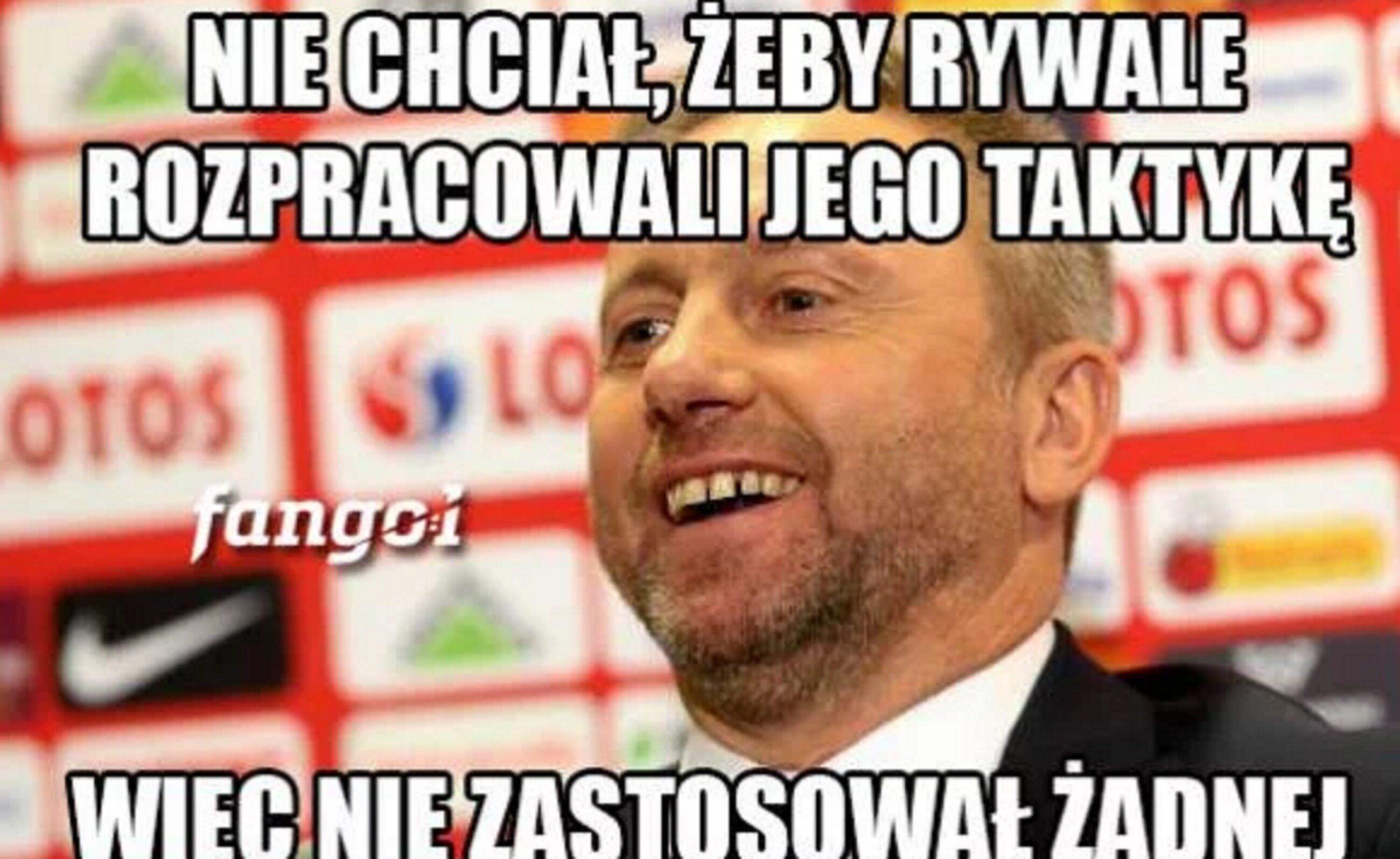 Memy po meczu Polska - Macedonia Północna
