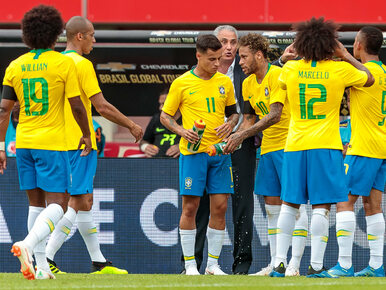 Dziś spotkanie Brazylia - Szwajcaria. Gdzie oglądać mecz?