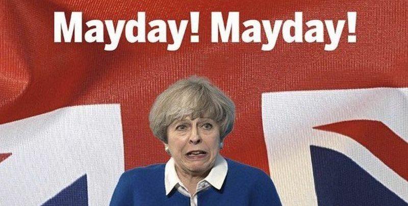 Mem po ogłoszeniu wstępnych ustaleń ws. Brexitu