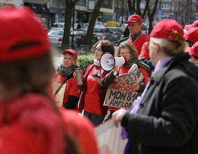 Protest przed resortem rolnictwa: nie chcemy żywności GMO