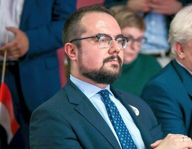 """Wiceminister założył się z dziennikarką TVN o 10 tys. zł. """"Polska nie..."""