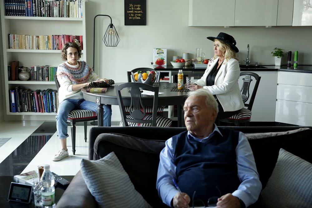 """Kadr z filmu """"Miszmasz czyli Kogel Mogel 3"""""""