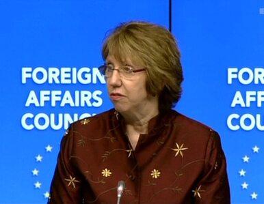 Ashton: UE nie uzna wyników referendum na Krymie. Sankcje dla 21 osób