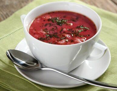 Barszcz czerwony Ekspresowy Knorr  najsmaczniejszy dzięki mocy ziół i...