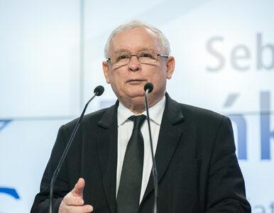 Jak doszło do kontuzji Jarosława Kaczyńskiego? Spotkanie w Garwolinie...