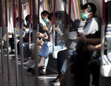 Chiny. W ciągu doby 130 bezobjawowych przypadków zakażenia koronawirusem