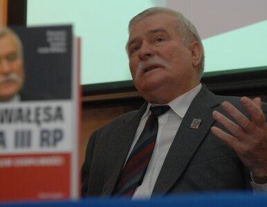 """""""Rząd Tuska zasługuje na czwórkę"""" - Wałęsa chwali PO"""