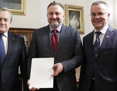 Dr hab. Łukasz Gaweł p.o. dyrektora Muzeum Narodowego w Warszawie
