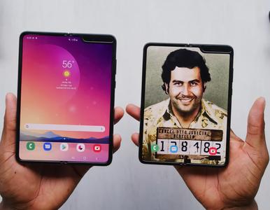 Smartfon od brata Pablo Escobara? To prawdopodobnie próba oszustwa