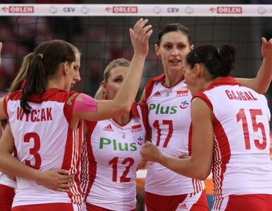 Ankara: Rosjanki zapewniły półfinał polskim siatkarkom!