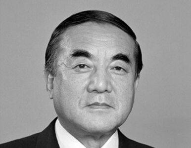 Nie żyje były premier Japonii. Miał 101 lat
