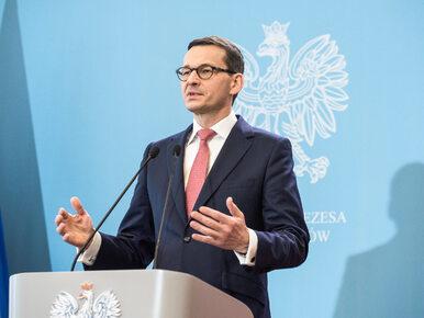 Premier Morawiecki wydał oświadczenie ws. ataku na Skripala. Wezwał...