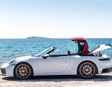 Gorąca premiera w Poznaniu. Nowy kabriolet Porsche 911 Carrera