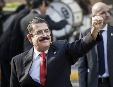 Prezydent Wenezueli: Amerykanie stoją za protestami na Ukrainie i w moim...
