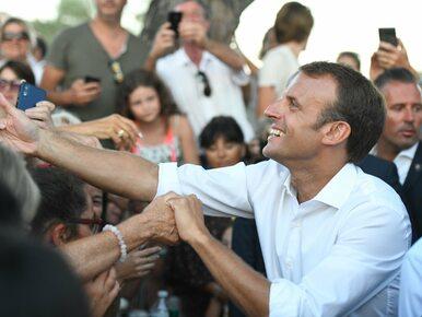 Kolejny skandal w otoczeniu Macrona. W kampanię wyborczą zaangażowany...