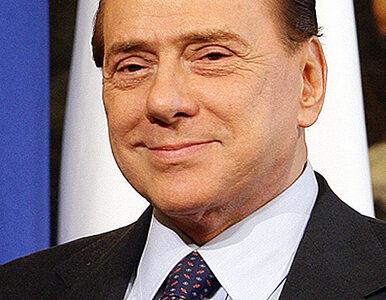Berlusconi o sobie: nieludzki wysiłek, wielkie wyrzeczenia, dymisji nie...