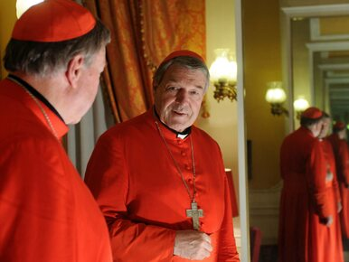 Kardynał Pell skazany za molestowanie dziecka. 77-latek trafi do więzienia