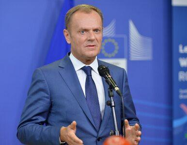 Tusk: Ryzyko rozłamu w UE jest realne