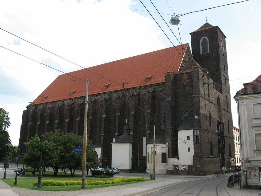 Parafia Najświętszej Maryi Panny na Piasku we Wrocławiu