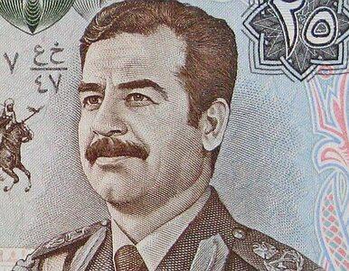 """Funkcjonariusze reżimu Husajna na wolności. """"Nie ciążą na nich żadne..."""