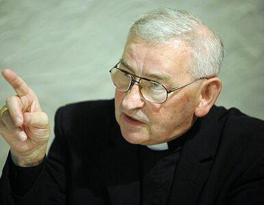 Bp Pieronek: Kościół nie jest instytucją narodową