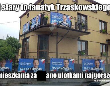 Najnowsze MEMY przed drugą turą wyborów. Trzaskowski i Duda walczą o...