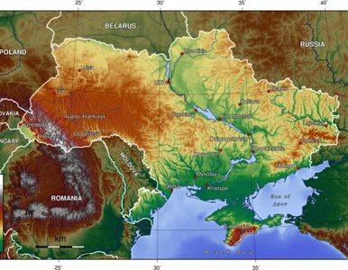 Dojdzie do podziału Ukrainy? Rosyjscy wysłannicy na Krymie