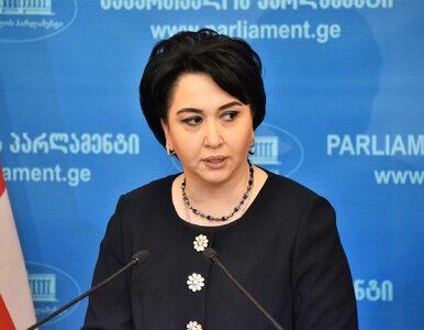 Powraca sprawa sekstaśmy gruzińskiej posłanki. Aresztowano osobę, która...