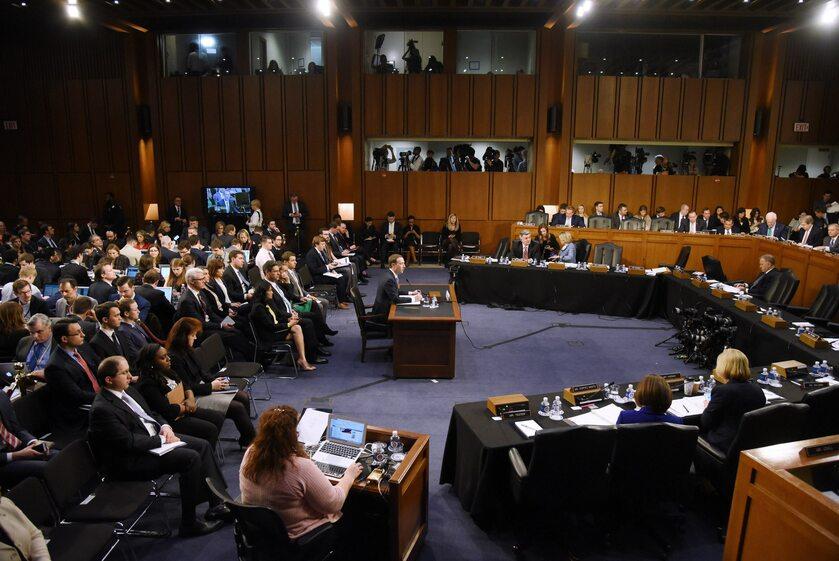 Mark Zuckerberg przesłuchiwany przez amerykańskich kongresmenów