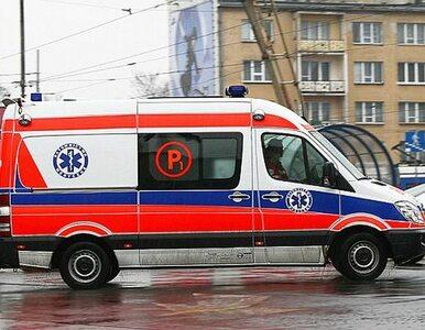 Autobus zderzył się z tirem. 34 osoby ranne, trzy ciężko