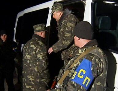 Ukraińscy oficerowie na wolności. Turczynow: Wykazali się męstwem!