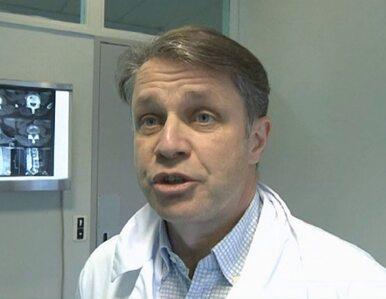Neurolog: Schumacherowi grozi szereg skutków ubocznych