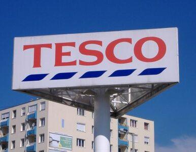 Tesco zawiesiło czterech dyrektorów. Zawyżono wyniki o 250 mln funtów