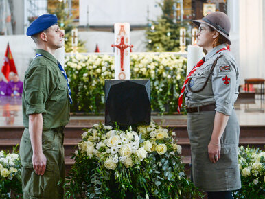 NA ŻYWO: Pogrzeb Pawła Adamowicza w Gdańsku