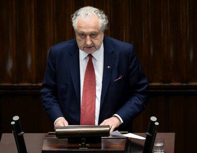 Rzepliński pojawił się w Sejmie: Moje sumienie nie pozwala mi milczeć