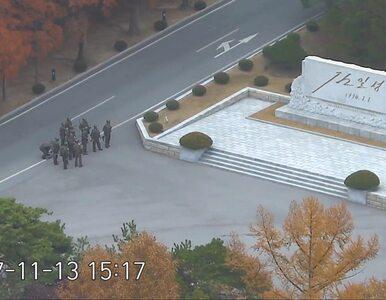 Spektakularna ucieczka z Korei Północnej. Badania na dezerterze...