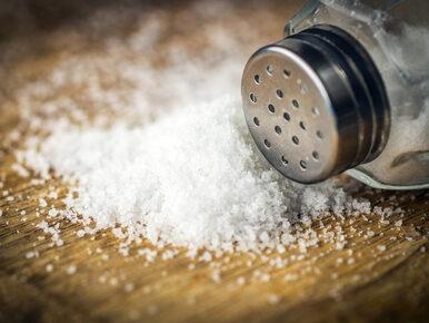 Niebezpieczne skutki nadmiaru soli w diecie