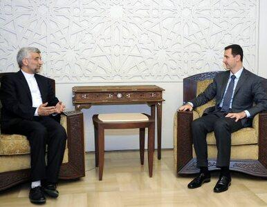 Iran: Zachód zwiększa cierpienia Syryjczyków