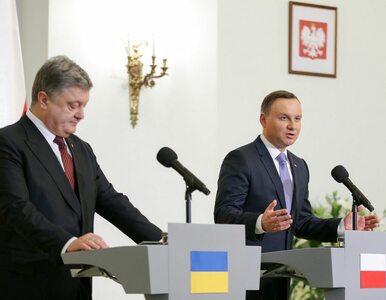 Duda i Poroszenko krytycznie o decyzji ws. gazociągu OPAL. Apelują do...