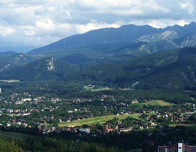 Trzy osoby zostały rażone piorunem w Tatrach