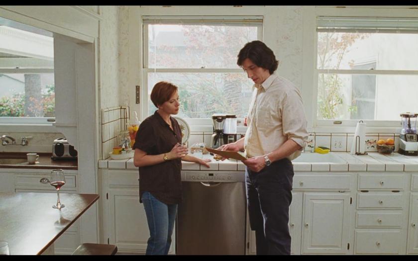 "Kadr z filmu ""Historia małżeńska"""
