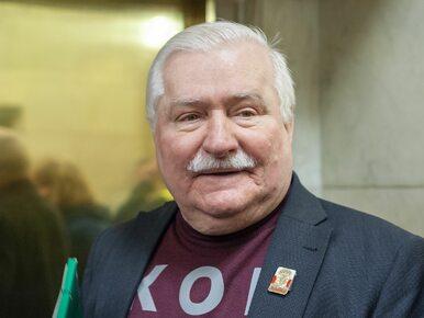 Lech Wałęsa twierdzi, że otrzymał nabój i list z groźbą śmierci. Były...