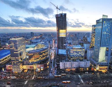 Sondaż ws. odłączenia Warszawy od Mazowsza. Ponad połowa pytanych nie...
