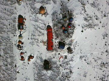 Wyprawa na K2. Urubko i Kaczkan ruszyli w górę! Zobaczcie niezwykłe zdjęcia