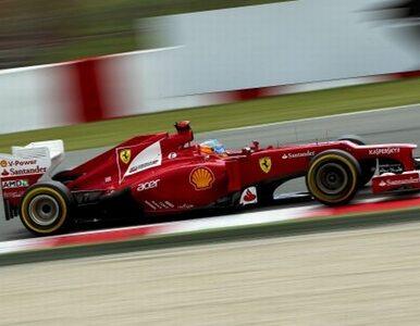 F1: Maldonado triumfuje w Hiszpanii
