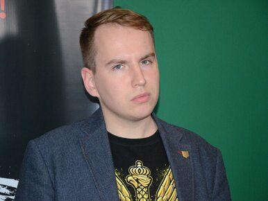"""Poseł Andruszkiewicz odchodzi z klubu Kukiz'15. """"Jego przekaz jest..."""