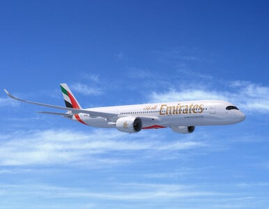 Linie Emirates zamawiają 40 samolotów A330-900 i 30 A350-900