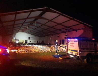 RPA. Zawaliła się ściana kościoła. Zginęło 13 osób, 29 jest rannych